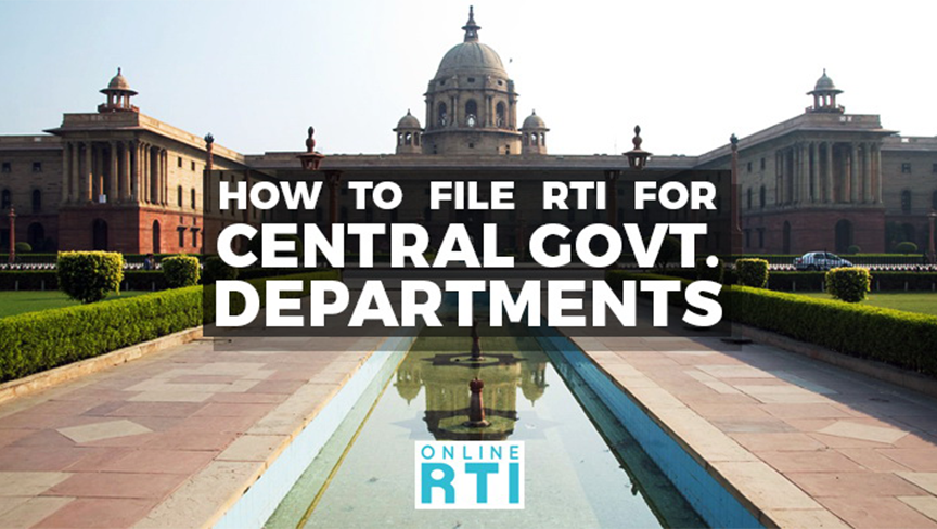 How to file RTI - Read Complete Guide on RTI - by OnlineRTI com