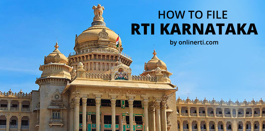 RTI for Karnataka