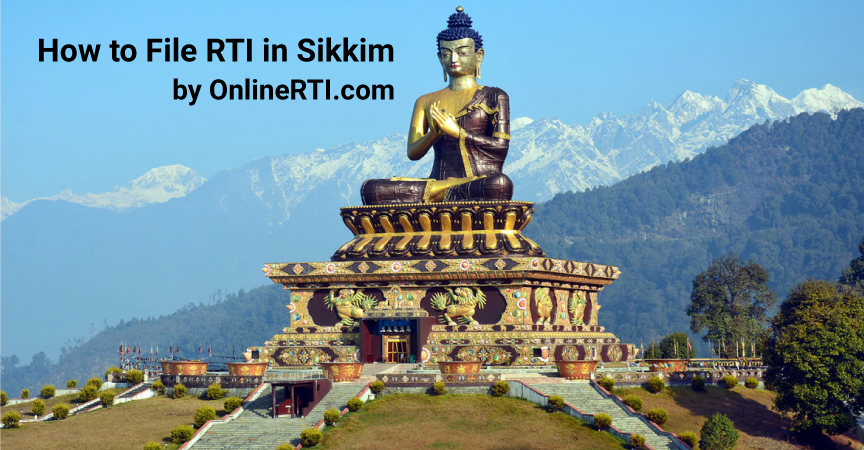 RTI for Sikkim